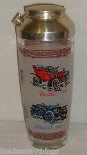 "Vetro Shaker Martini Vintage Cars Hudson Rambler Studebaker Buick 9 """