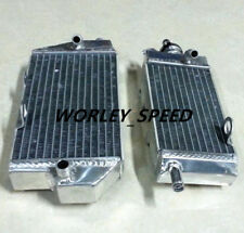 Aluminum Radiator For YAMAHA DT200WR(3xp) -WR200R(4bf) New