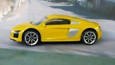 AUDI R8 V10 1:58  (Yellow) Majorette  Diecast Passenger Car Sealed