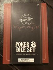 Poker And Dice Set