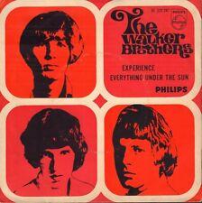 "WALKER BROTHERS – Experience (1967 VINYL SINGLE 7"" 45 RARE DUTCH PS)"