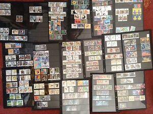 1990 1991 1992 1993 1994 1995 1996 1997 1998 Ind Festschrift Sets - Postfrisch