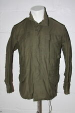 VTG US Army Military M65 Cold Weather Field Jacket OG - 107 Small Regular