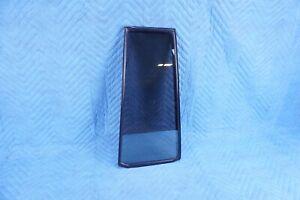 Lexus LX470 Rear Driver Door Fixed Glass w/ Weatherstrip 2001-2003 OEM