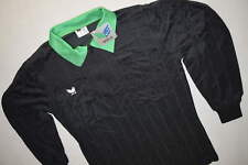 Erima Schiedsrichter Trikot Referee Jersey Arbitro Maglia Camiseta Vintage S M