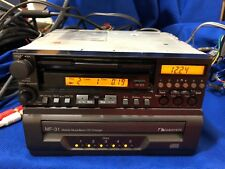 Nakamichi TD100 & MF-31 CD CHANGER LEGEND CAR RADIO  MADE IN JAPAN AUX IN RARE