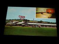Vintage Postcard,YORK,PENNSYLVANIA,PA,Char-Hil Motel On Interstate 83,Free Toast