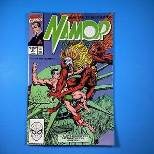 Namor The Sub-Mariner #2 vs Griffin Marvel Comics 1990 John Byrne