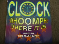"CLOCK - WHOOMPH! (THERE IT IS) - 12"" RECORD - MCA RECORDS - MCST 2059 - UK -1995"