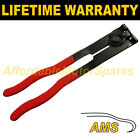 CV JOINT BOOT CLAMP EAR PLIERS PROFESSIONAL TOOL ALSO FOR RADIATOR FUEL HOSE