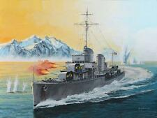 Revell GERMAN DESTROYER TYPE 1936 1:350 Revell 05141  X