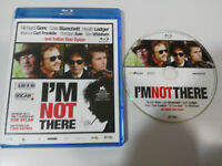 I´M NOT THERE RICHARD GERE HEATH LEDGER CHRISTIAN BALE BLU-RAY ESPAÑOL ENGLISH
