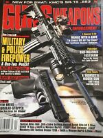 Guns And Weapons For Law Enforcement, April 2007, A Tale Of Two Backups Glock 27