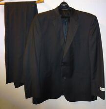 NEW Jack Victor Mens Wool Grey Plaid Suit Jacket 50L & Trousers 45L RRP £1035