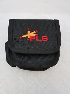 """HEAVY FABRIC SOFT CARRYING CASE NEW ,5""""-4""""-2"""", WITH BELT LOOP  Flap fastener"""