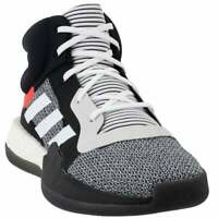 adidas Marquee Boost Junior  Casual Basketball  Shoes - Black - Boys Size 6.5