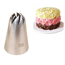 #336 Large Size Icing Piping Nozzle Cake Cream Decoration Head Bakery Pastry Tip