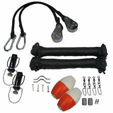 Taco Rk-0001Pb Premium Rigging Kit For 1 Rig On 2 Poles