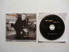 MARK KNOPFLER What It Is 2000 UK / EUROPEAN collectors CD single dire straits