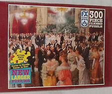 FX Schmid Puzzle THE VIENNESE BALL 300 Pcs Sealed Wilhelm Gause Unopened