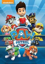 Paw Patrol Videos 10 Episodes DVDS Series TV Show Sets Collection Complete Movie