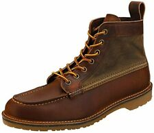 RED WING WEEKENDER CANVAS MOC WACOUTA COPPER ROUGH & TOUGH US MENS SIZES 03335
