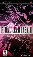 Final Fantasy II PSP New Sony PSP