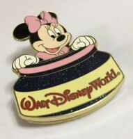 Disney Minnie Mouse In an Inkwell Jar Pin