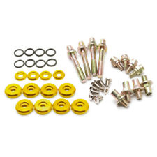Car Engine Valve Cover Washers Bolts Kit For HONDA B-Series H-Series VTEC Gold