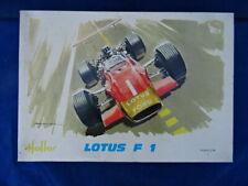 MAQUETTE / Model - HELLER - 1/24 LOTUS F1 L756 - BOITE / Box - PAUL LENGELIE