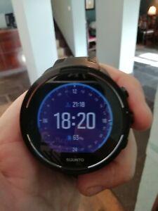 Suunto 9 Baro GPS Sport Watch Black. Retail Package