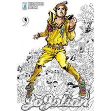JOJOLION 9 - MANGA STAR COMICS - NUOVO