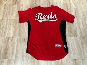PERALTA Team Issued Cincinnati Reds Spring Training Jersey MLB