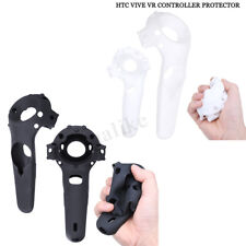 Silicone Rubber Case Cover Skin Protector For HTC VIVE/PRO VR Gamepad Controller