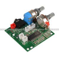 5V 20W 2.1 Channel 3D Surround Digital Stereo Class D Amplifier Board amp UK