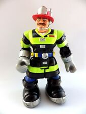 Figurine Action figure Mattel 2001 Rescue Heroes 15 cm