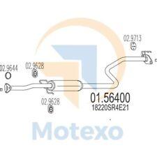 MTS 01.56400 Exhaust HONDA Civic 1.6 ESI 125bhp 01/93 - 11/95