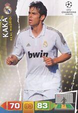 KAKA BRAZIL REAL MADRID CARD ADRENALYN CHAMPIONS LEAGUE 2012 PANINI