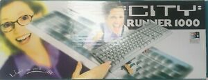 Retro old school keyboard Tsunmi City Runner-1000 Keyboard with Number Pad, ps2