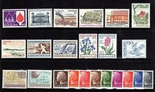 DENMARK   1974 COMPLETE   MINT NH / LH  (1603167)