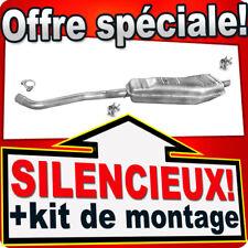 Silencieux Arriere BMW 5 (E34) 520 150CH 1990-1997 échappement MNX