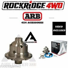 ARB AIR LOCKER DANA SPICER 60HD D60 C-CLIP 35 SPLINE 4.56 & UP RD168 OFFROAD 4X4
