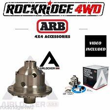 ARB AIR LOCKER DANA SPICER 60HD D60 C-CLIP 35 SPLINE 4.56 & UP RD168 OFFROAD 4X4