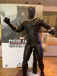 Hot Toys Black Panther Civil War  12 inch Action Figure