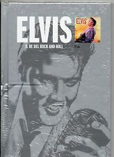 ELVIS PRESLEY BOOK + CD  Elvis ABBIN Sorrisi MADE in ITALY 2010 SEALED sigillato