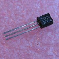 2SC1222 C1222 NPN Silicon Medium Power Transistor Si - NOS Qty 1