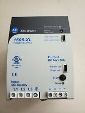 Allen Bradley 1606-XL240E-3 24VDC 10 Amp Power Supply 3 Phase 480VAC Input