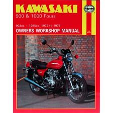 Manual Haynes for 1974 Kawasaki Z1-A (900cc)