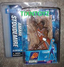 McFARLANE NBA Series 9_AMARE STOUDEMIRE Variant figure_Orange Jersey_PhoenixSuns