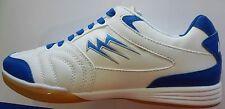 Scarpe calcio a 5 AGLA F/40 Bianco/Blu n. 41,5